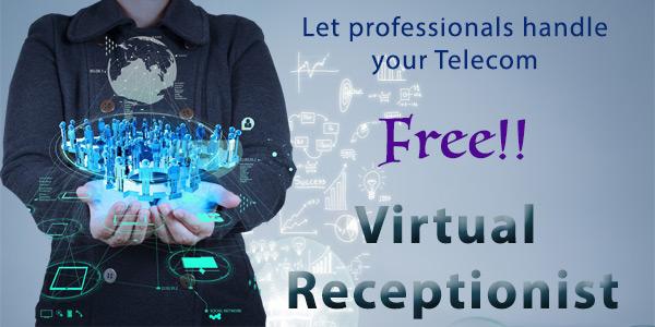 Free Virtual Receptionist
