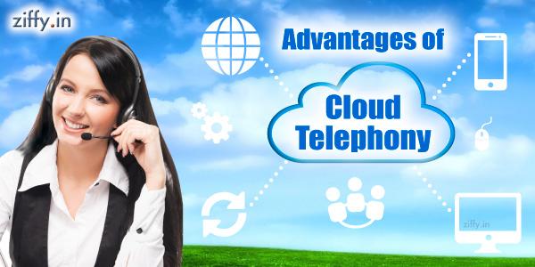 Advantages of Cloud Telephony