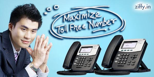 Maximize-Toll-Free-No