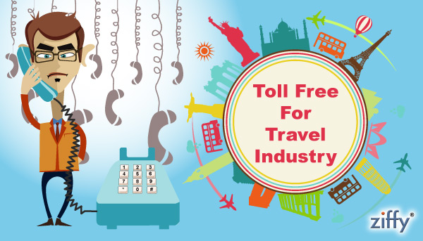 Toll-free-phone-solutions-for-travel-industry-Ziffy