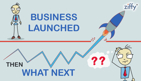 Is your Business launched then what next?