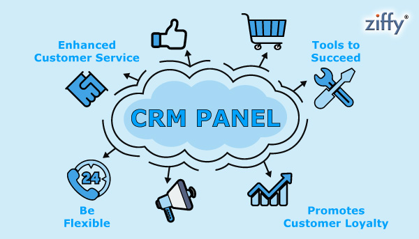 How CRM Panel helps in Customer Relationship