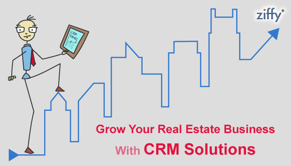 Grow Your Real Estate Business With CRM Solutions