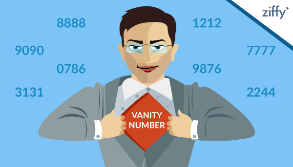Do you know why your Competitor Use vanity Numbers