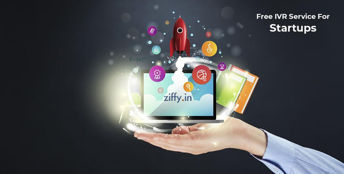 Free IVR Service for startups