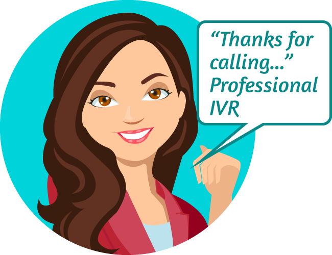 Free IVR hosting with our toll free number plans