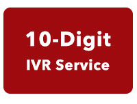 10-Digit Mobile IVR Number